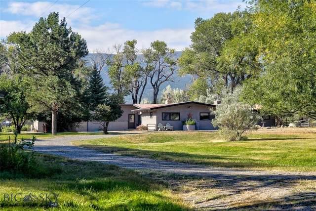 77 9th Street Island, Livingston, MT 59047 (MLS #356599) :: Montana Life Real Estate