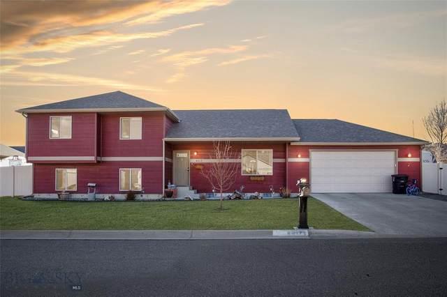4817 Hutch Drive, Butte, MT 59701 (MLS #356608) :: Montana Home Team