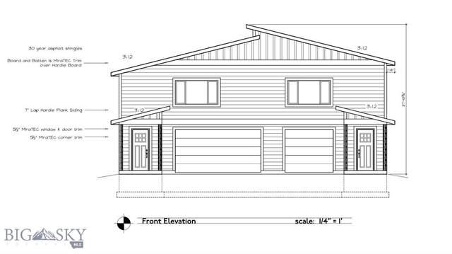 1175 Samantha Lane A, Bozeman, MT 59718 (MLS #356613) :: Montana Home Team