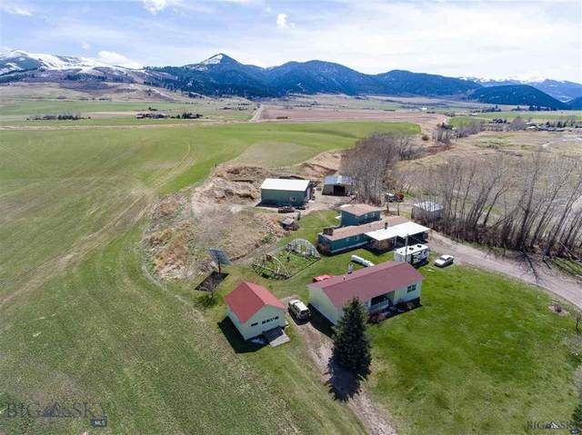 72652 Gallatin Road, Gallatin Gateway, MT 59730 (MLS #356622) :: Montana Life Real Estate