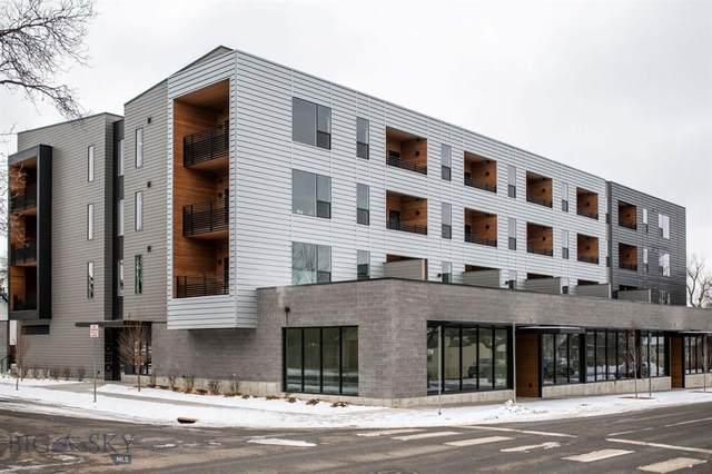 718 W Babcock #202, Bozeman, MT 59715 (MLS #356627) :: L&K Real Estate
