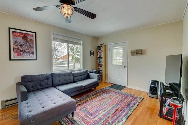 1223 W Crawford, Livingston, MT 59047 (MLS #356634) :: L&K Real Estate