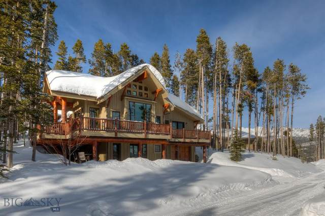 4 Full Moon Road, Big Sky, MT 59716 (MLS #356639) :: Coldwell Banker Distinctive Properties