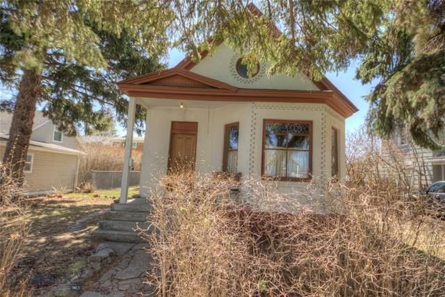 512 W Lamme Street, Bozeman, MT 59715 (MLS #356651) :: Montana Home Team