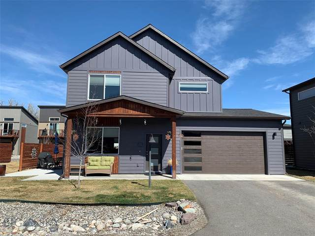 173 Caboose Court, Bozeman, MT 59718 (MLS #356654) :: Montana Home Team