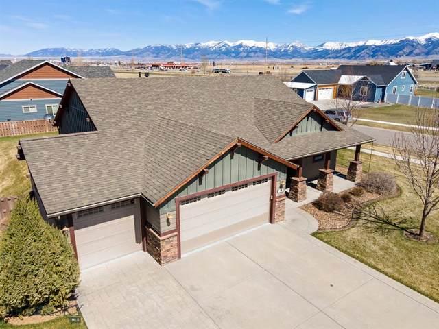 19 Elise Way, Bozeman, MT 59718 (MLS #356670) :: Montana Home Team