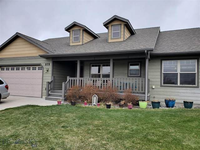 575 Cedar Wood Circle, Bozeman, MT 59718 (MLS #356675) :: Montana Home Team