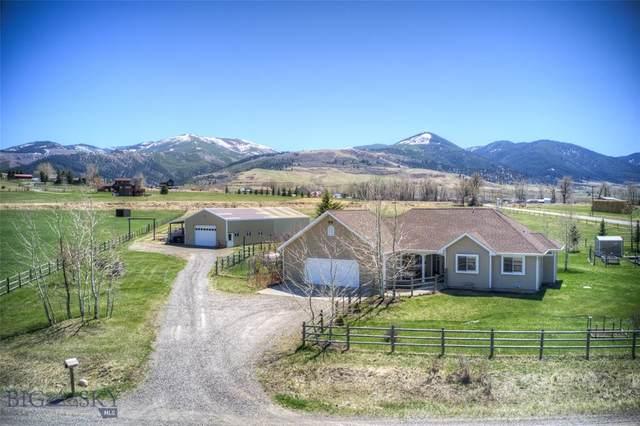 575 Moose Crossing Road, Gallatin Gateway, MT 59730 (MLS #356681) :: L&K Real Estate