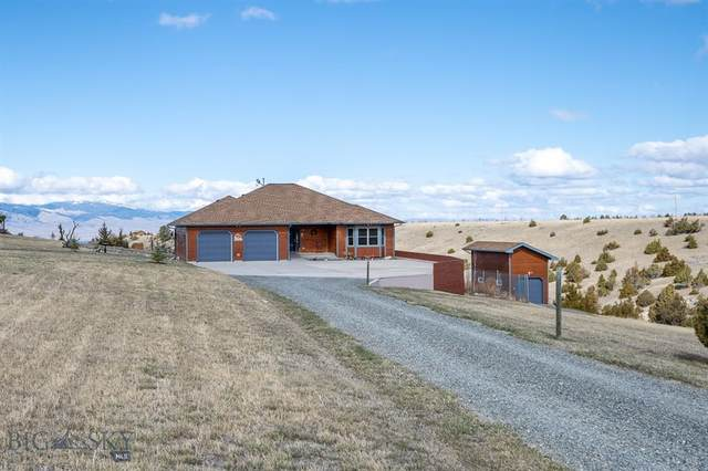 26 Silver Sage Road, Townsend, MT 59644 (MLS #356714) :: Hart Real Estate Solutions