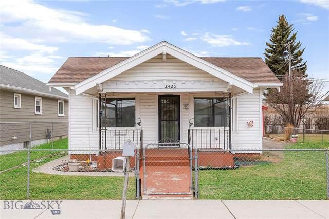 2420 Nettie, Butte, MT 59701 (MLS #356730) :: L&K Real Estate