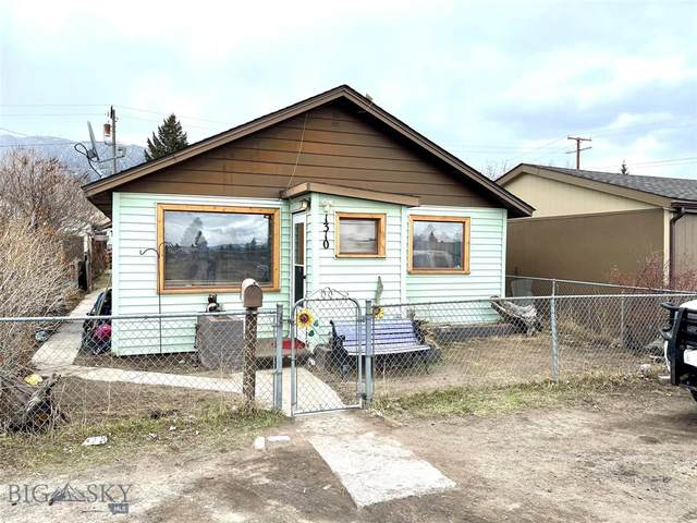 1310 E Park Place, Butte, MT 59701 (MLS #356733) :: Montana Home Team