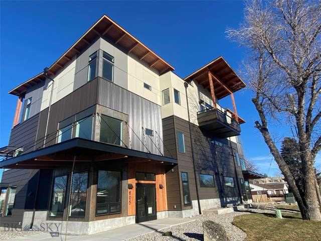 605 W Peach Street #201, Bozeman, MT 59715 (MLS #356746) :: Montana Home Team