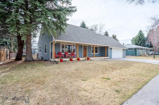 1408 S Black Avenue, Bozeman, MT 59715 (MLS #356747) :: Coldwell Banker Distinctive Properties