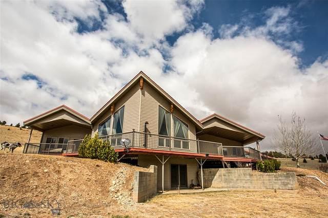 5442 S Fork Road S, Hobson, MT 59452 (MLS #356750) :: Montana Home Team
