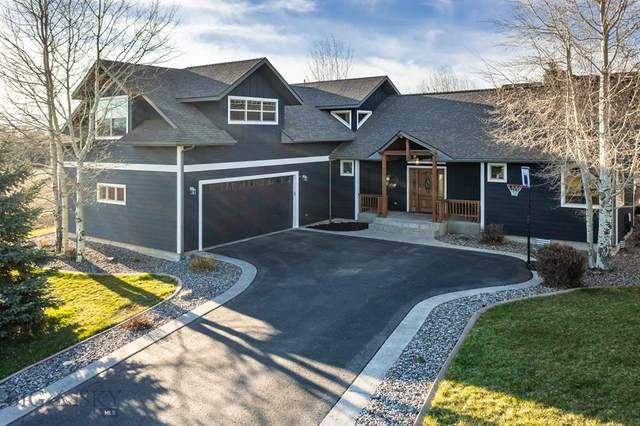 972 St. Andrews Drive, Bozeman, MT 59715 (MLS #356753) :: L&K Real Estate