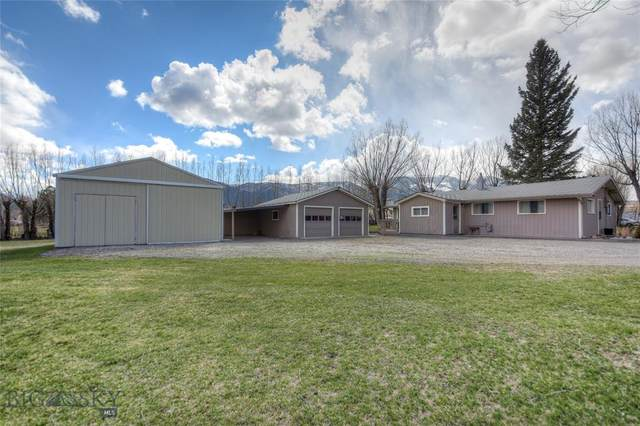 15 Merrill Lane, Livingston, MT 59047 (MLS #356756) :: Montana Life Real Estate