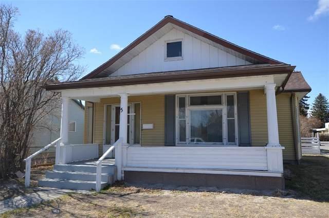5 S Dakota Street, Dillon, MT 59725 (MLS #356767) :: Montana Home Team