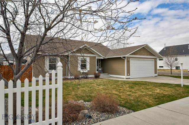 1216 Ridgeview Trail, Livingston, MT 59047 (MLS #356769) :: Coldwell Banker Distinctive Properties