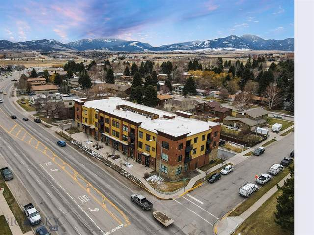 1010 E Main Street #301, Bozeman, MT 59715 (MLS #356772) :: Hart Real Estate Solutions