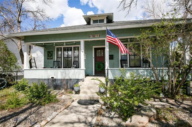 118 W Front Street, Livingston, MT 59047 (MLS #356775) :: Coldwell Banker Distinctive Properties