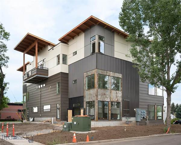 605 W Peach Street #202, Bozeman, MT 59715 (MLS #356787) :: Black Diamond Montana