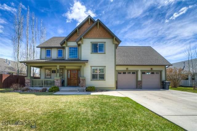 6264 Pleasant Street, Manhattan, MT 59741 (MLS #356806) :: L&K Real Estate