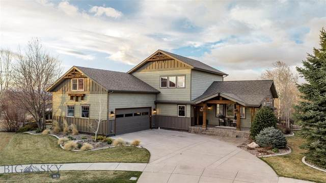 4149 Clydesdale Court, Bozeman, MT 59718 (MLS #356811) :: Hart Real Estate Solutions