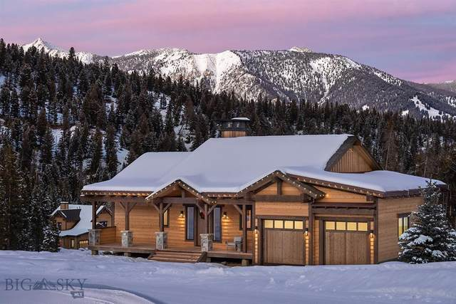 341 Outlook Trail, Highlands #27, Big Sky, MT 59716 (MLS #356819) :: L&K Real Estate