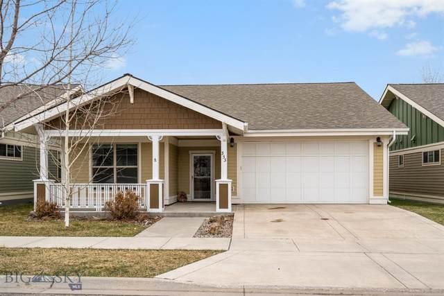 353 Stafford Avenue, Bozeman, MT 59718 (MLS #356824) :: L&K Real Estate