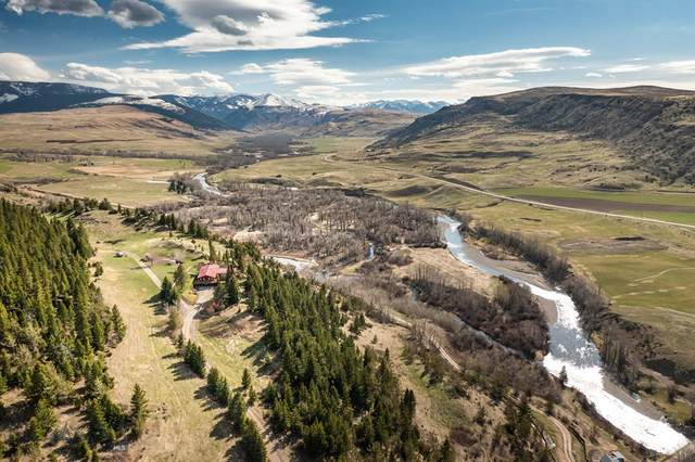 50 Susie Creek Road, Big Timber, MT 59052 (MLS #356837) :: Black Diamond Montana