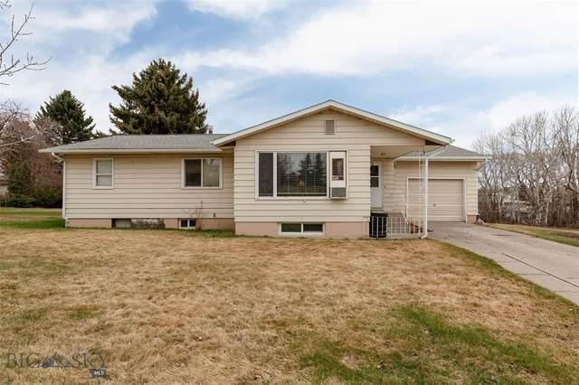1233 N 8th Street, Bozeman, MT 59715 (MLS #356838) :: Hart Real Estate Solutions