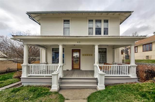415 N 3rd Street, Livingston, MT 59047 (MLS #356851) :: Coldwell Banker Distinctive Properties
