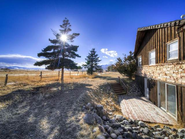 133 Pray Road, Livingston, MT 59047 (MLS #356858) :: Montana Life Real Estate