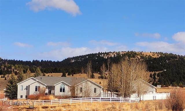 969 Craddock Road, Ramsay, MT 59701 (MLS #356861) :: L&K Real Estate
