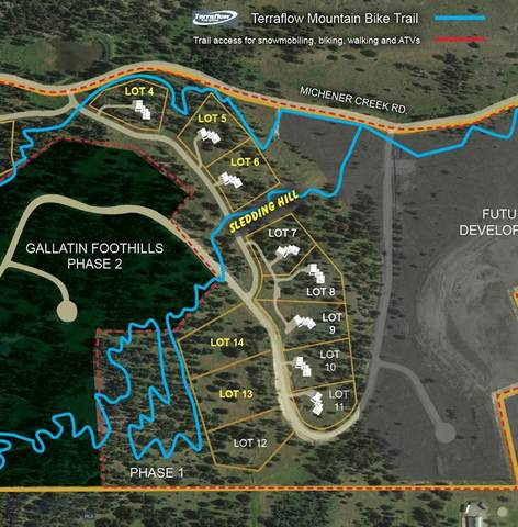 TBD Colters Run Loop, Big Sky, MT 59730 (MLS #356890) :: Coldwell Banker Distinctive Properties