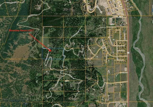 TBD Black Wolf Ridge, Big Sky, MT 59730 (MLS #356923) :: Coldwell Banker Distinctive Properties