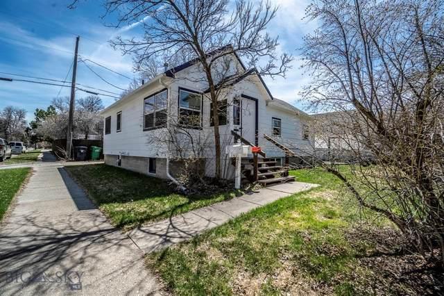 816 W Olive, Bozeman, MT 59715 (MLS #356934) :: L&K Real Estate