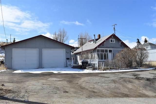 20 Gladstone Terrace, Butte, MT 59701 (MLS #356937) :: Montana Life Real Estate