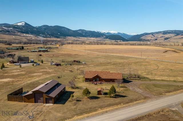 110 Moose Crossing, Gallatin Gateway, MT 59730 (MLS #356938) :: L&K Real Estate