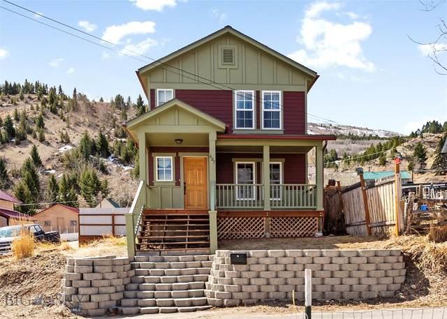 607 E 8th, Anaconda, MT 59711 (MLS #356947) :: L&K Real Estate