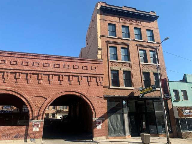 63 W Broadway, Butte, MT 59701 (MLS #356949) :: Hart Real Estate Solutions