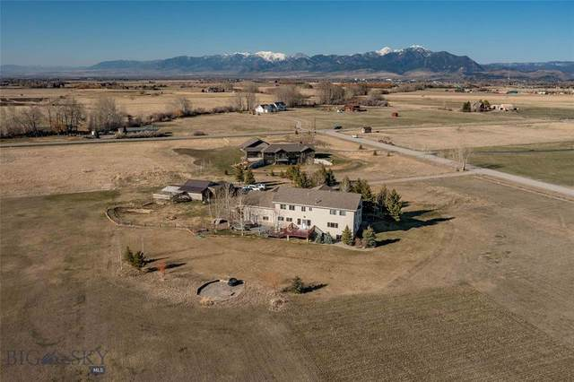 87 Cayuse Trail, Bozeman, MT 59718 (MLS #356953) :: L&K Real Estate