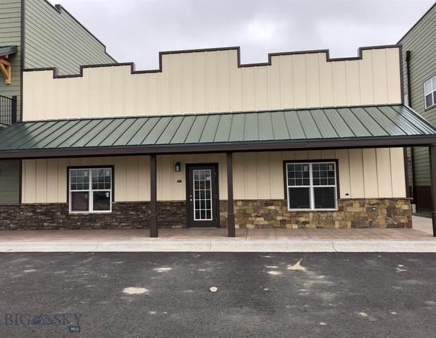 145 Mill Town Loop C, Bozeman, MT 59718 (MLS #356961) :: L&K Real Estate