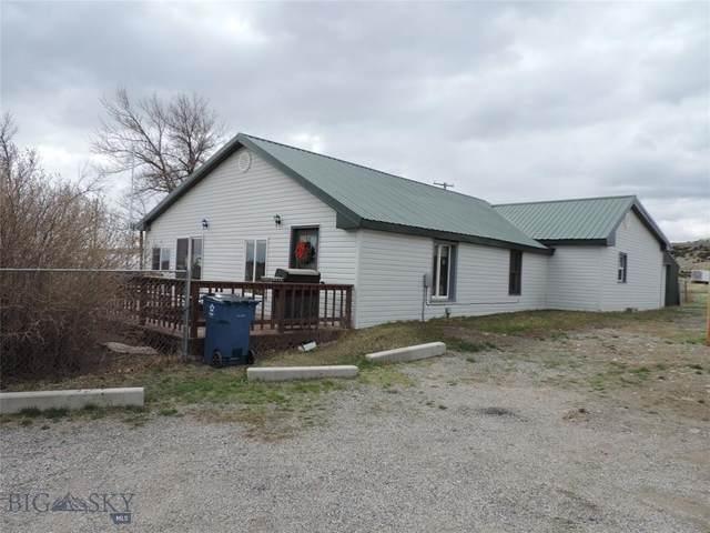 201 Greycliff Main, Greycliff, MT 59033 (MLS #356964) :: L&K Real Estate