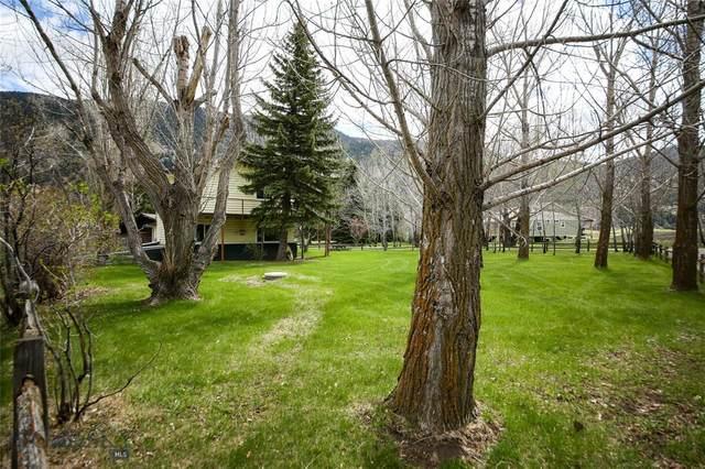 17 Evergreen Lane, Livingston, MT 59047 (MLS #357007) :: Hart Real Estate Solutions