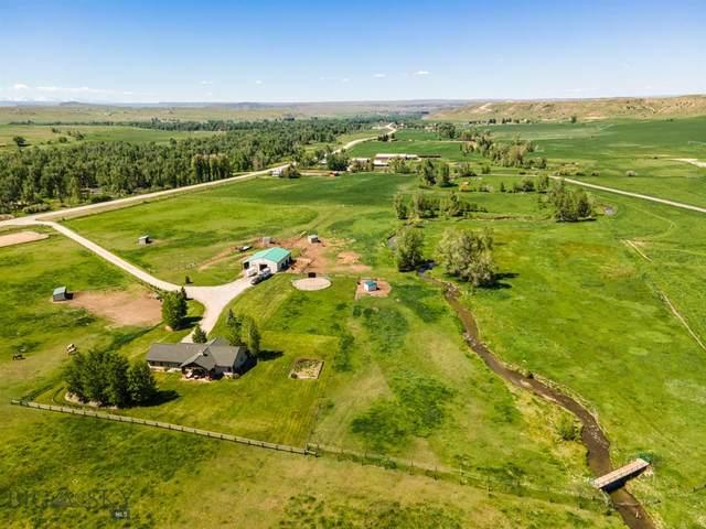 2888 Highway 78 Highway, Absarokee, MT 59001 (MLS #357010) :: Montana Home Team