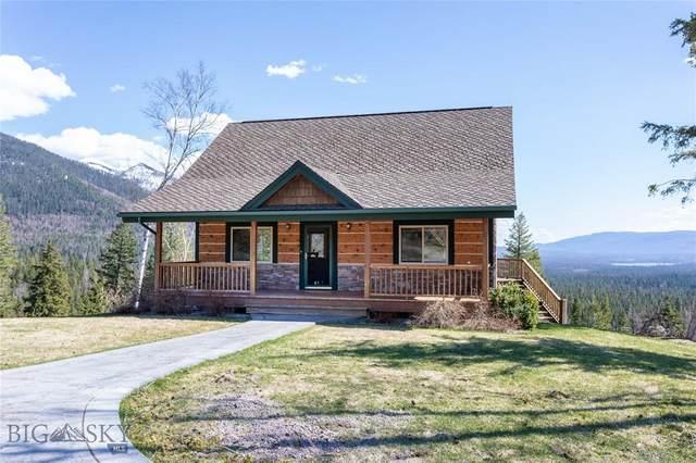 300 Strawberry Lake Road, Kalispell, MT 59901 (MLS #357018) :: Black Diamond Montana