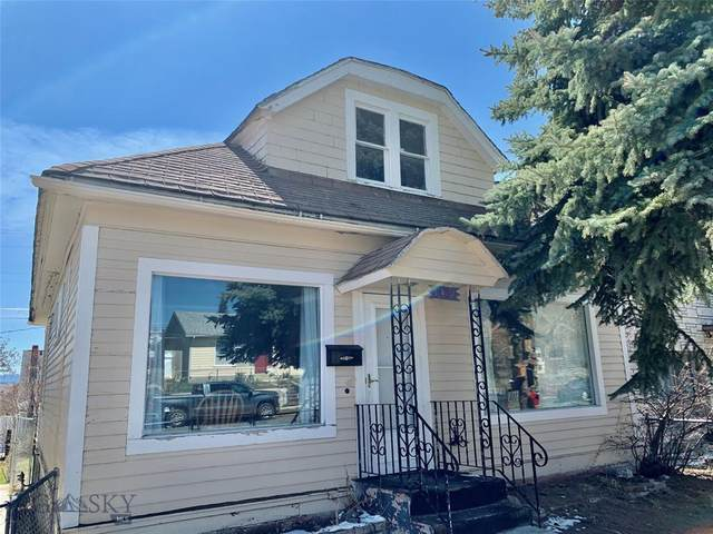 1030 W Porphyry, Butte, MT 59701 (MLS #357031) :: Hart Real Estate Solutions