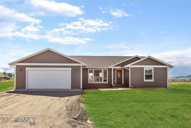 TBD lot 2A Porter Avenue, Butte, MT 59701 (MLS #357034) :: Hart Real Estate Solutions