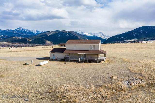 40 Buffalo Trail, Livingston, MT 59047 (MLS #357062) :: L&K Real Estate